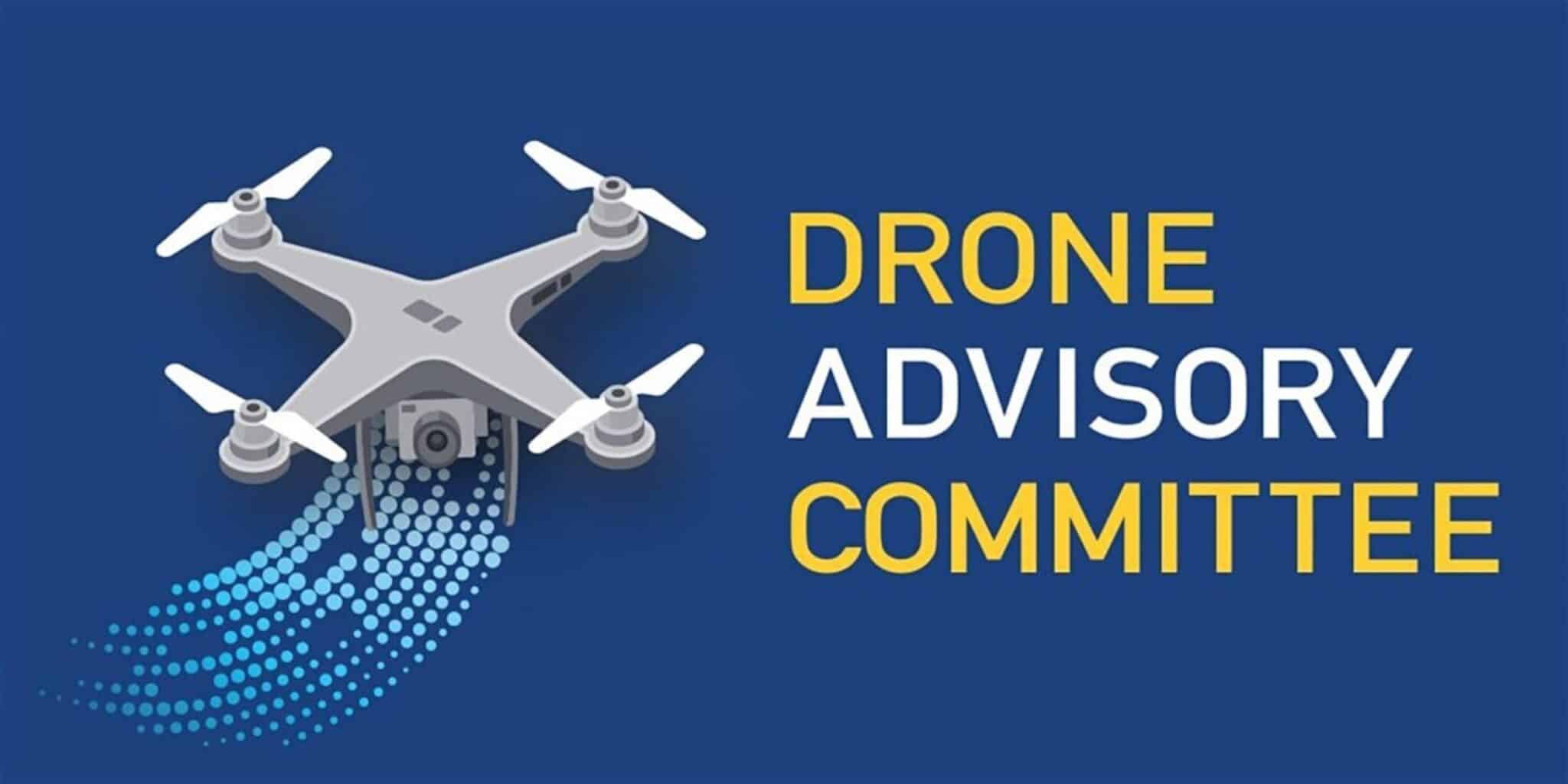 Drone Advisory Committee takes place in Washington, D.C. on February 27th, 2020.