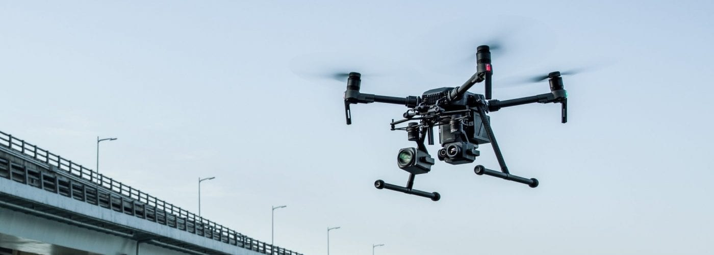 DJI Matrice 300 specs: three cameras, 55 minute flight time and now more expensive