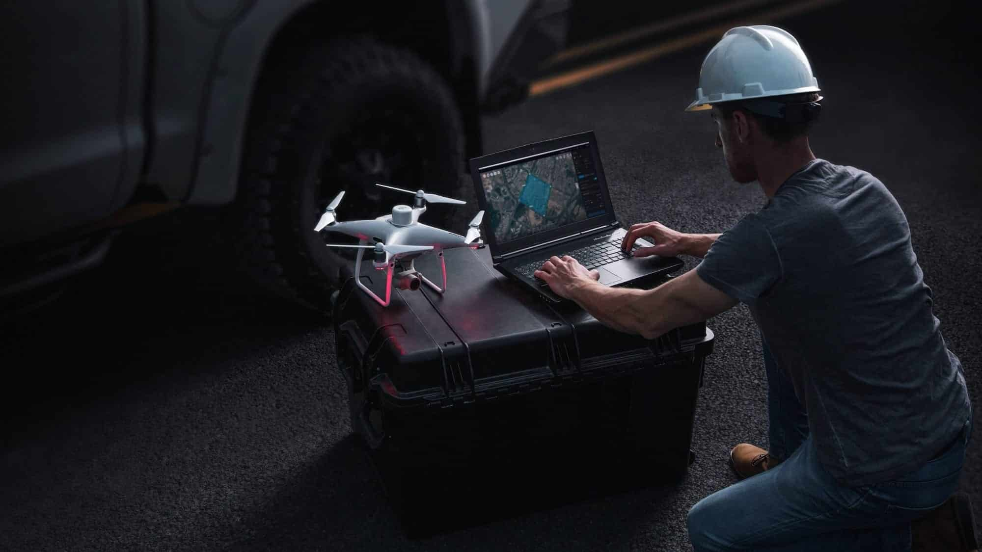 DJI Terra launches a new Electricity License