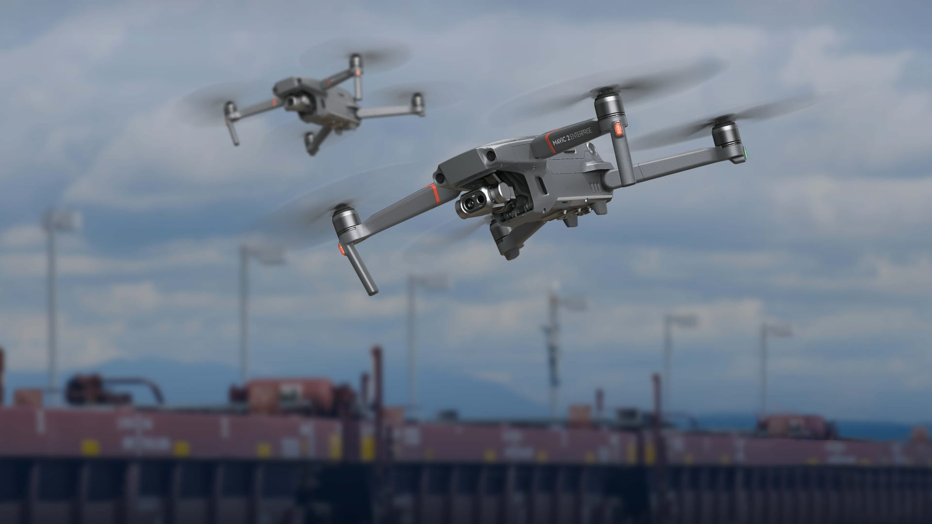 DJI commits 100 drones to US Disaster Relief Program to fight COVID-19
