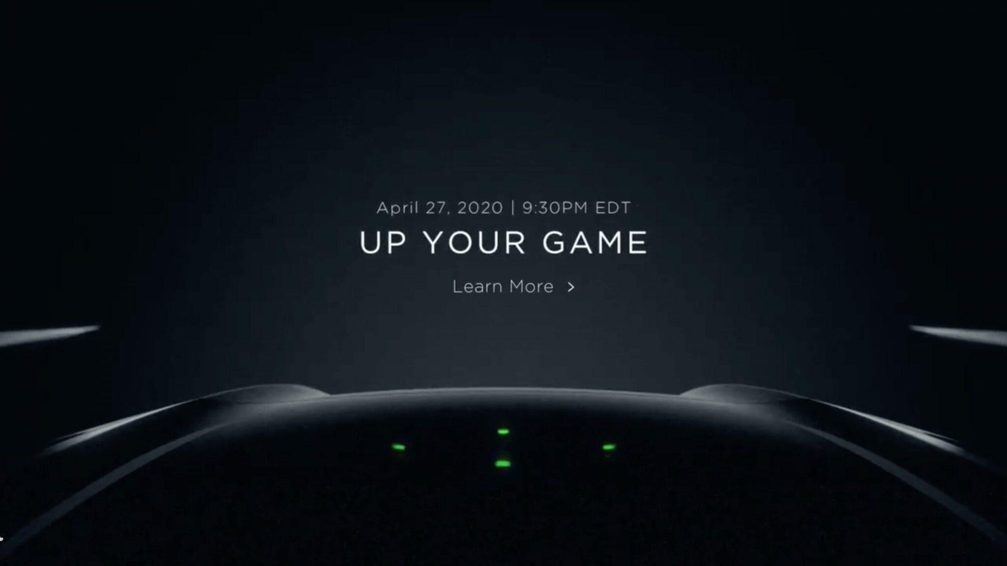 DJI official announcement and teaser video: Up Your Game