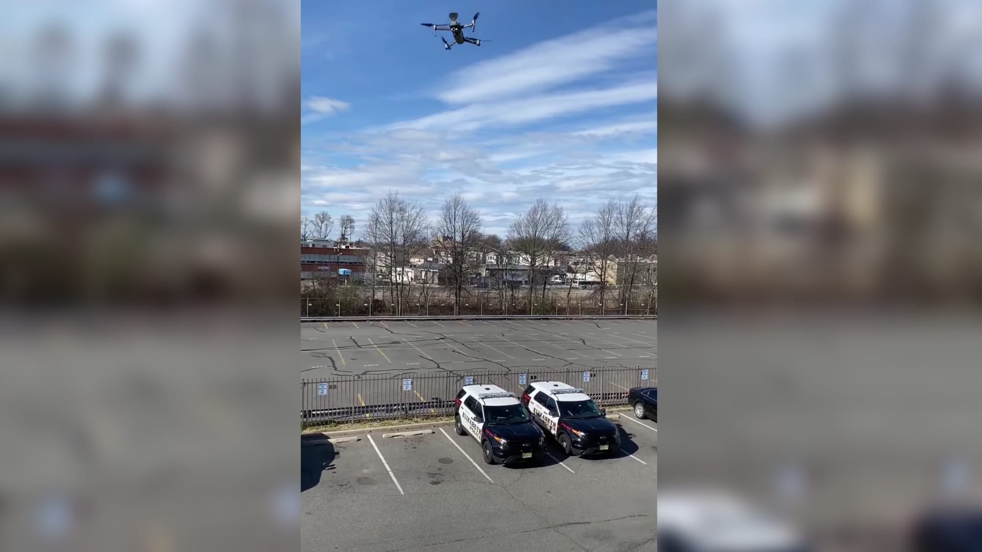 Elizabeth Police Department receives five DJI Mavic 2 Enterprise drones