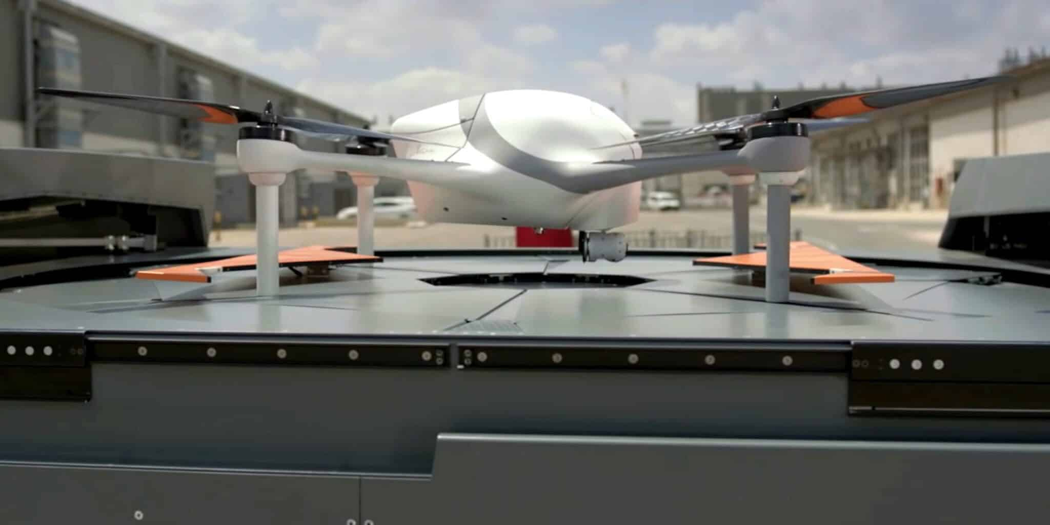 Airobotics receives FAA exemption for BVLOS drone flight during coronavirus lockdown