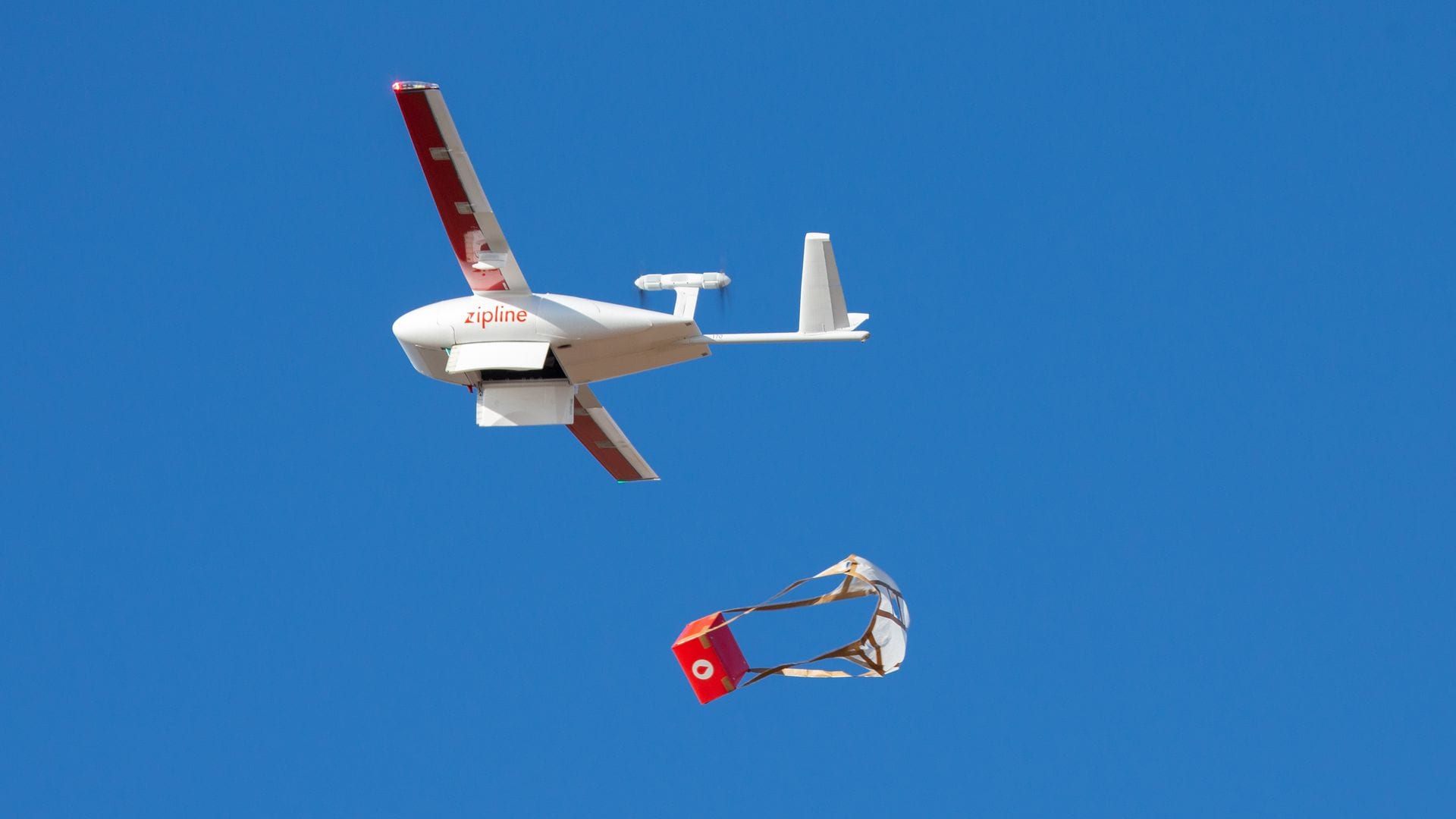 Ghana uses drones from Zipline to enable faster coronavirus testing