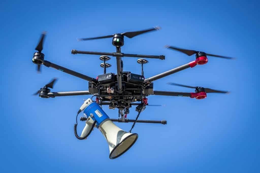 Jordan joins growing list of countries deploying drones to fight Coronavirus