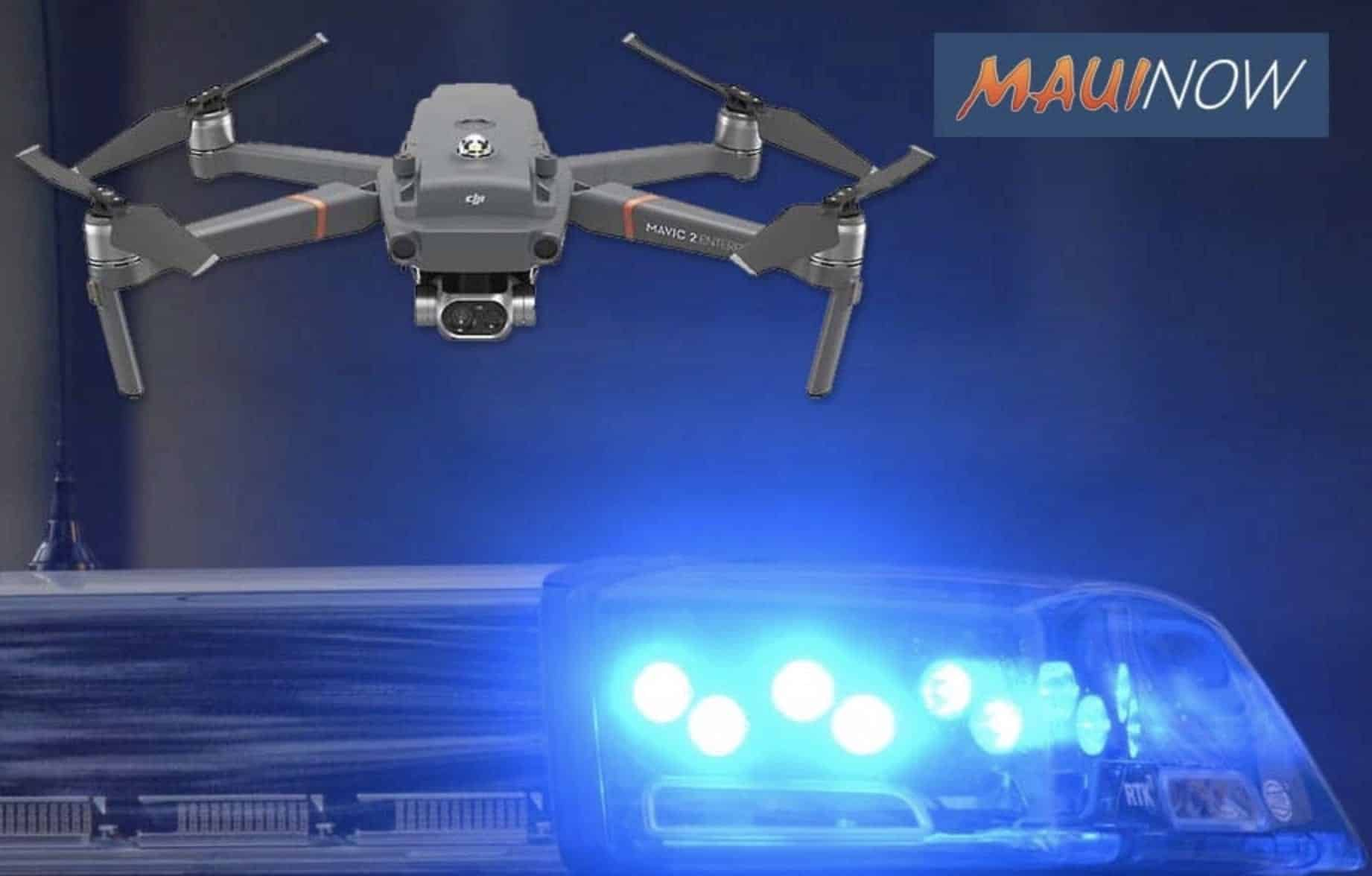 Maui police to use drones for public announcements