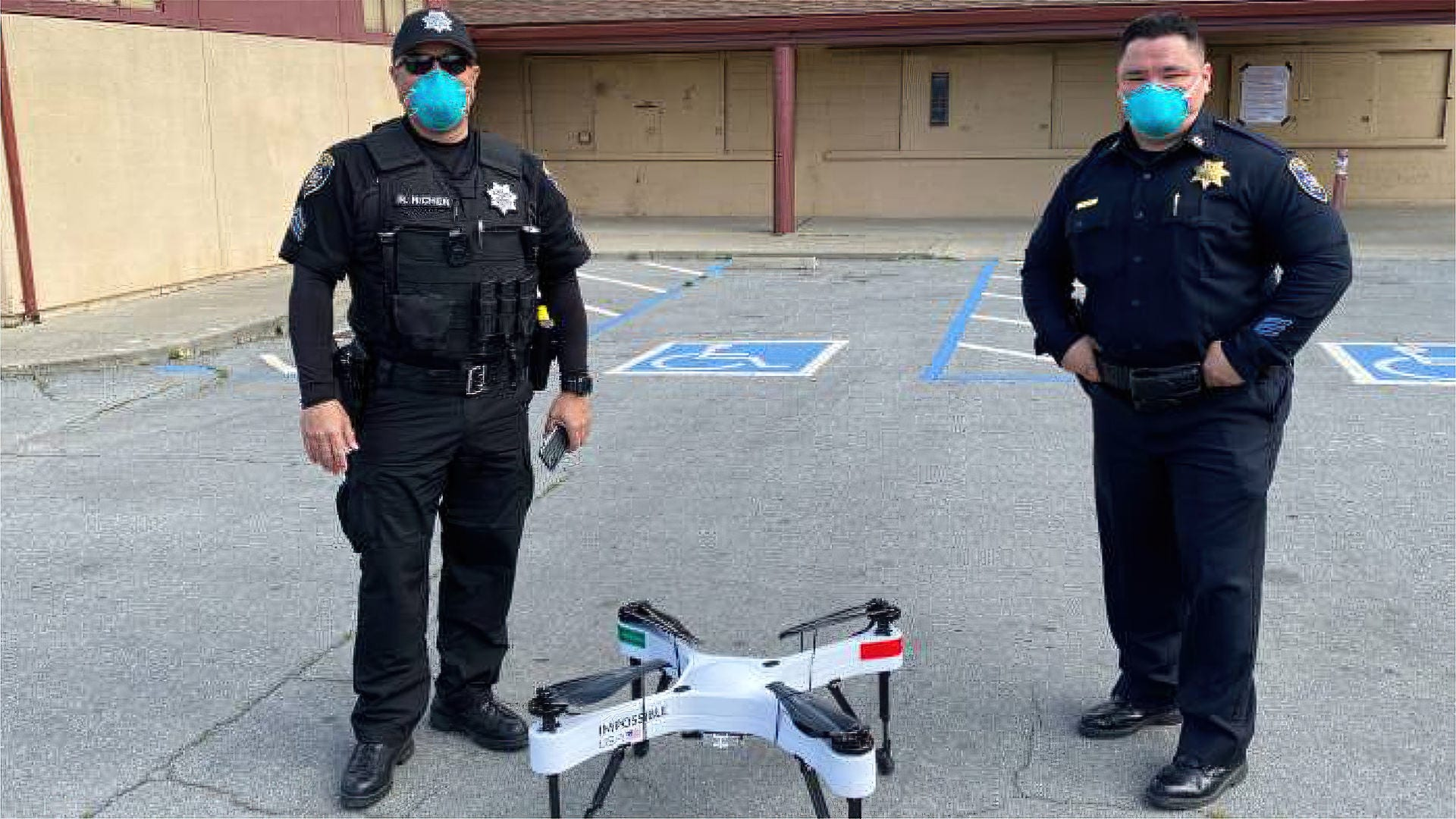 US-1 from Impossible Aerospace used in 'homeless outreach' drone program