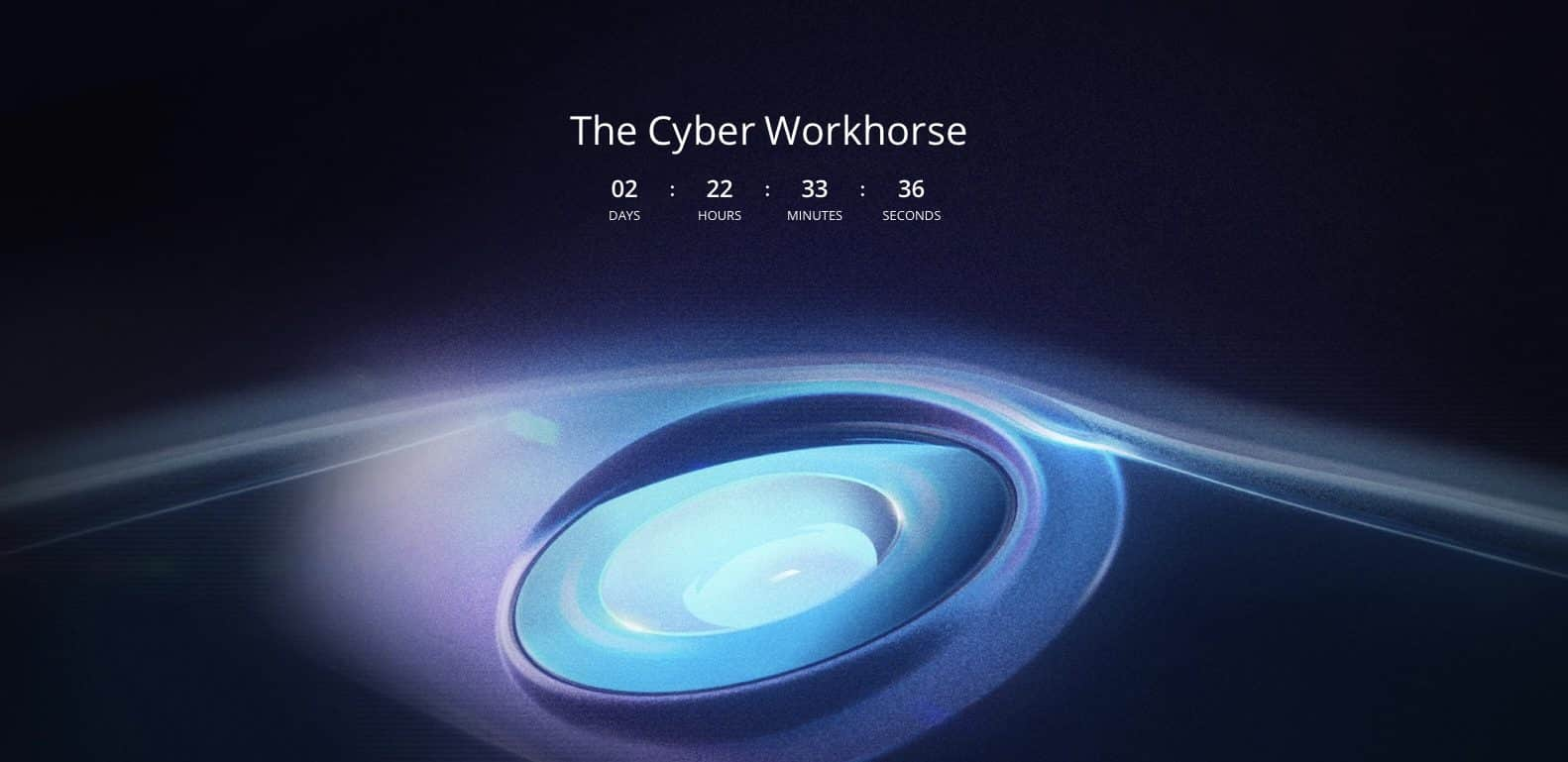 DJI announces new Cyber Workhorse to arrive on May 7th