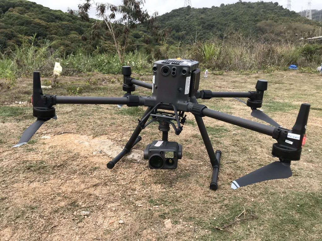 Leaked photos DJI Matrice 300 (M300)