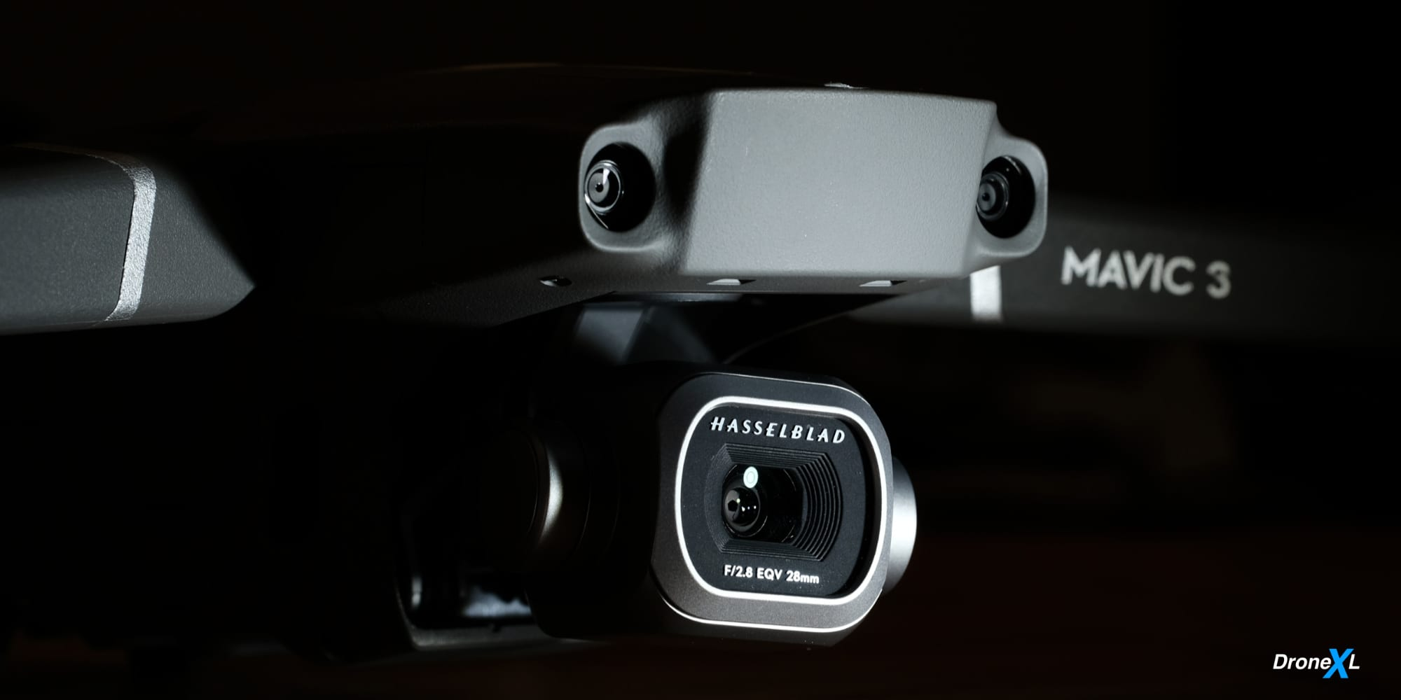 DJI Mavic 3 feature wishlist: M4/3 sensor, Hasselblad tech, mechanical shutter, interchangeable cameras and lenses