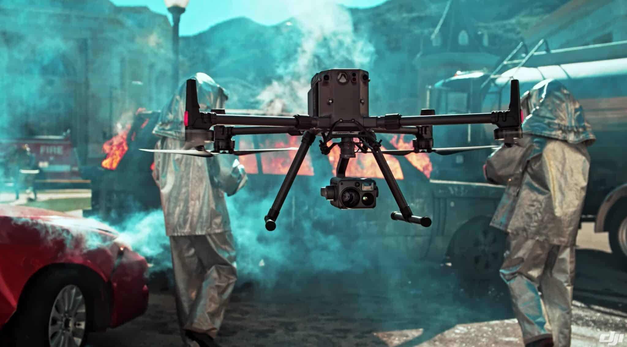 DJI releases Matrice 300 video ahead of official launch