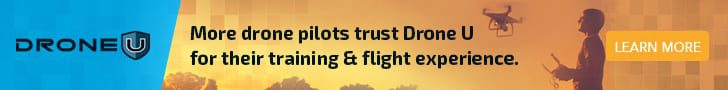 DroneU Marketing Banner Ad 1