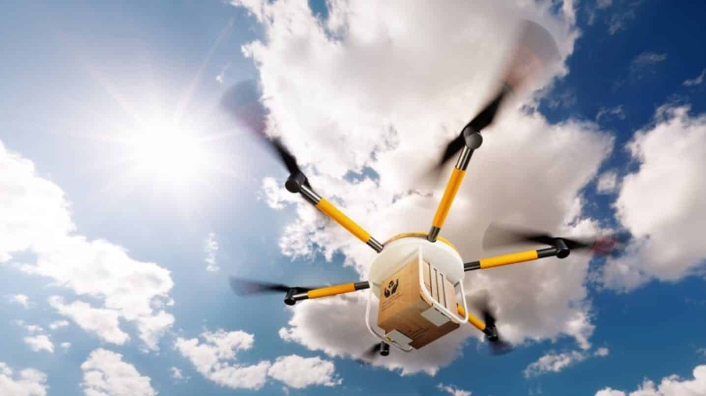 Gartner reports cities need to prepare for drone deliveries