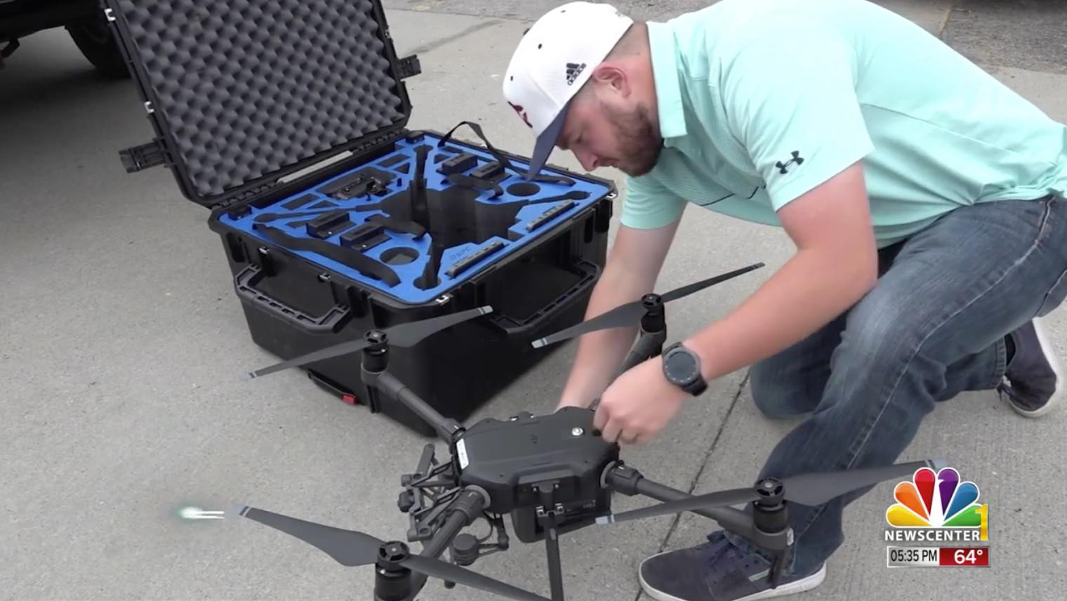 South Dakota law enforcement adds drones to its toolkit
