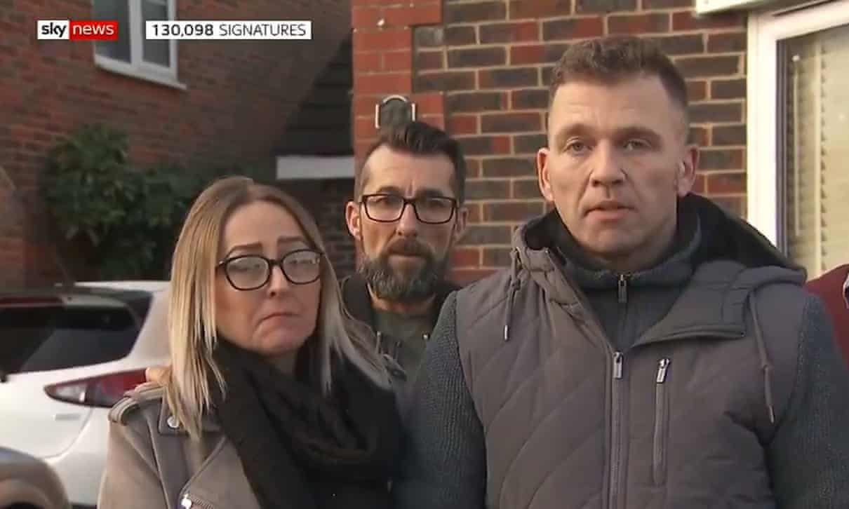 Couple receives compensation after being errested during Gatwick drone chaos