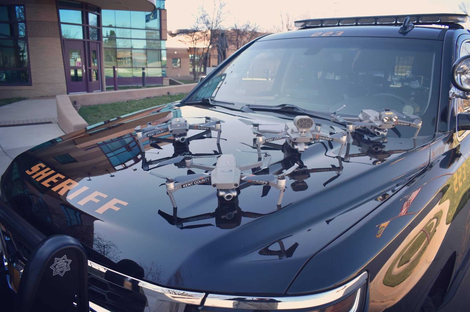 DHS wants to know what you think about using drones during emergencies
