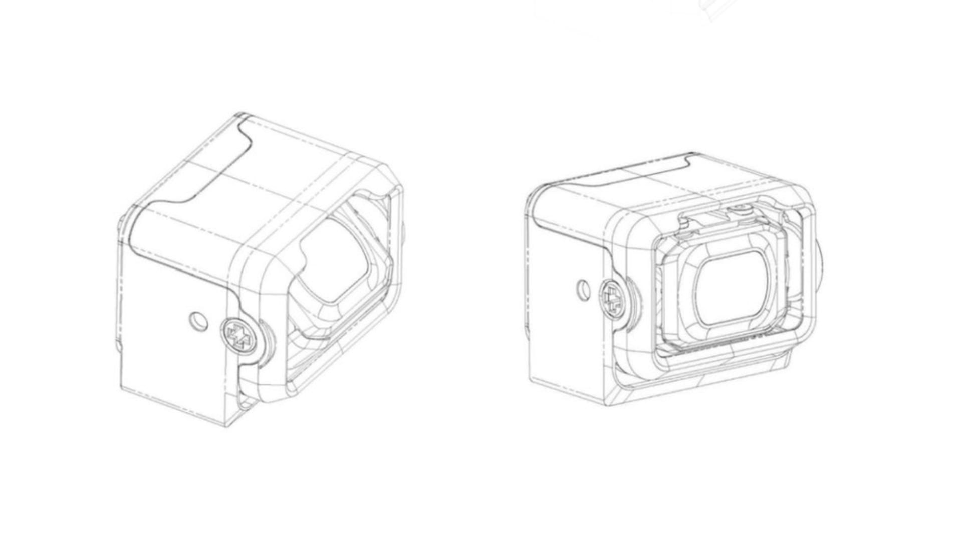 DJI patent shows new FPV camera. Will DJI finally release an FPV drone?