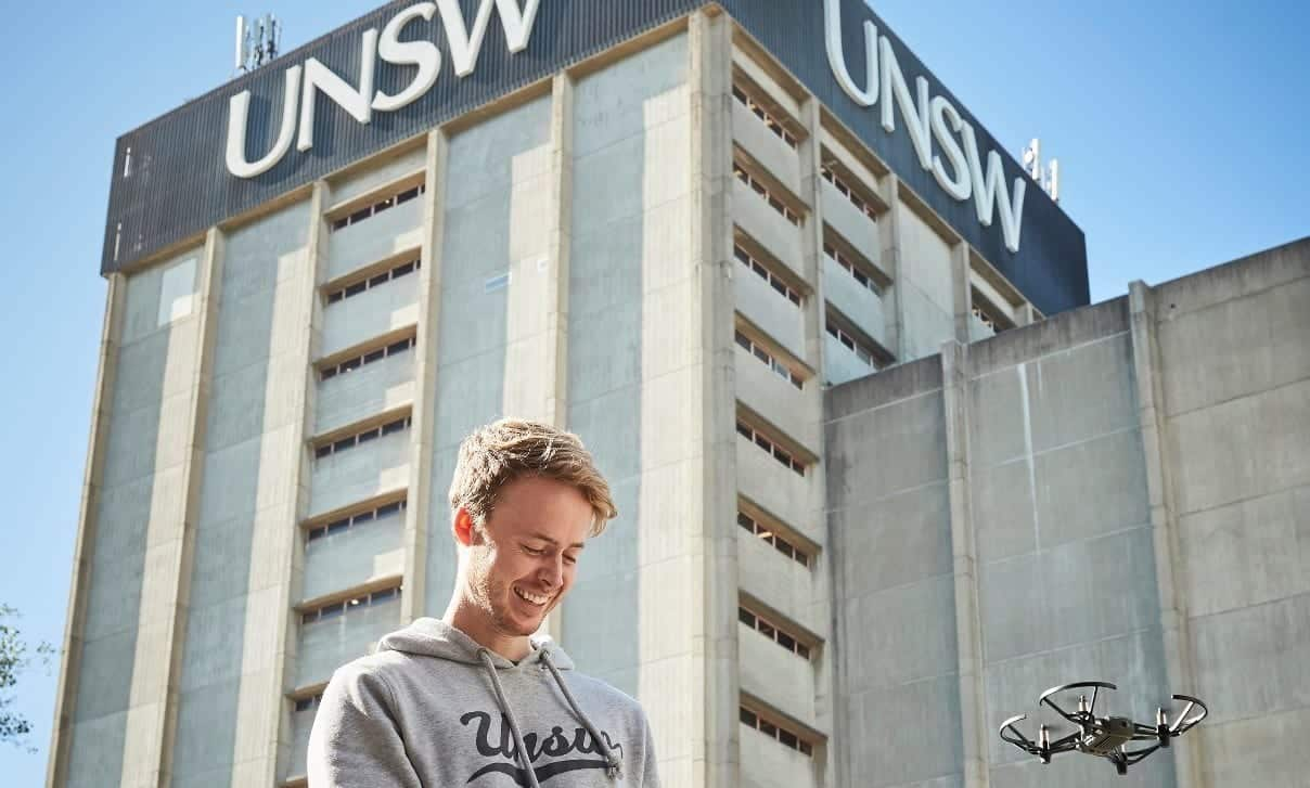 DJI partners with UNSW Sydney to bring latest tech to students