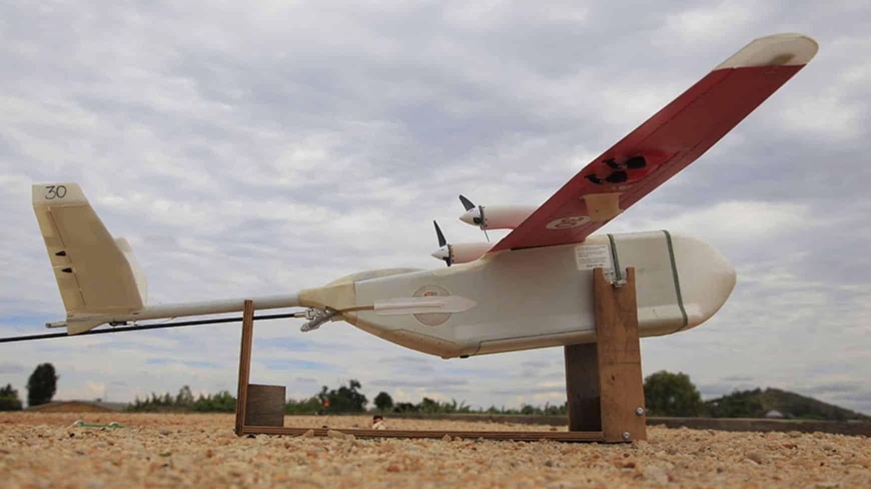 Drone engineers from Rwanda help Zipline get started in the US