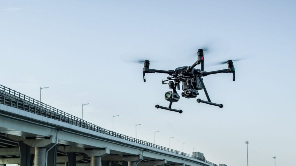Drone technology acquired by San Mateo Police