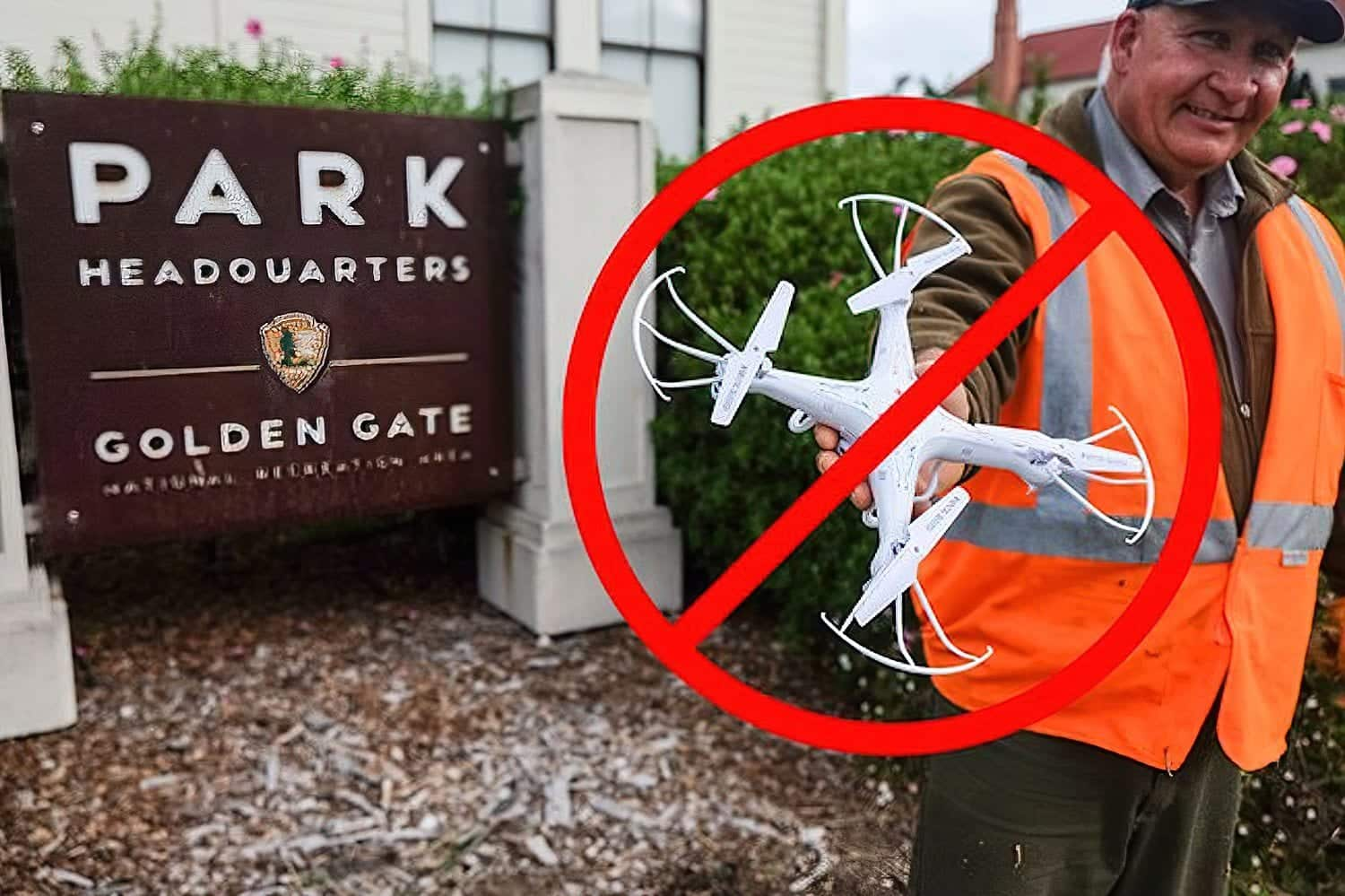 Flying your drone in or over National Parks in the United States