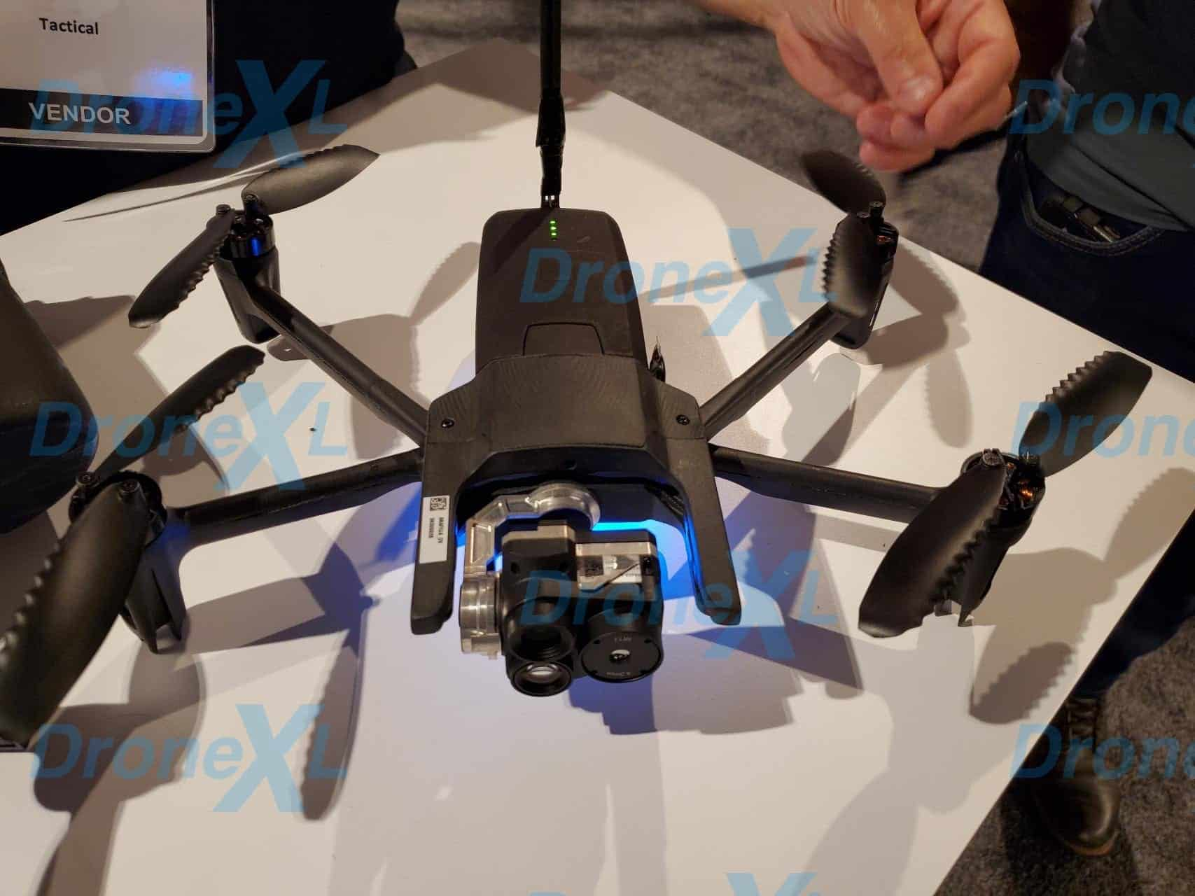 New Parrot Anafi drone will come in two versions