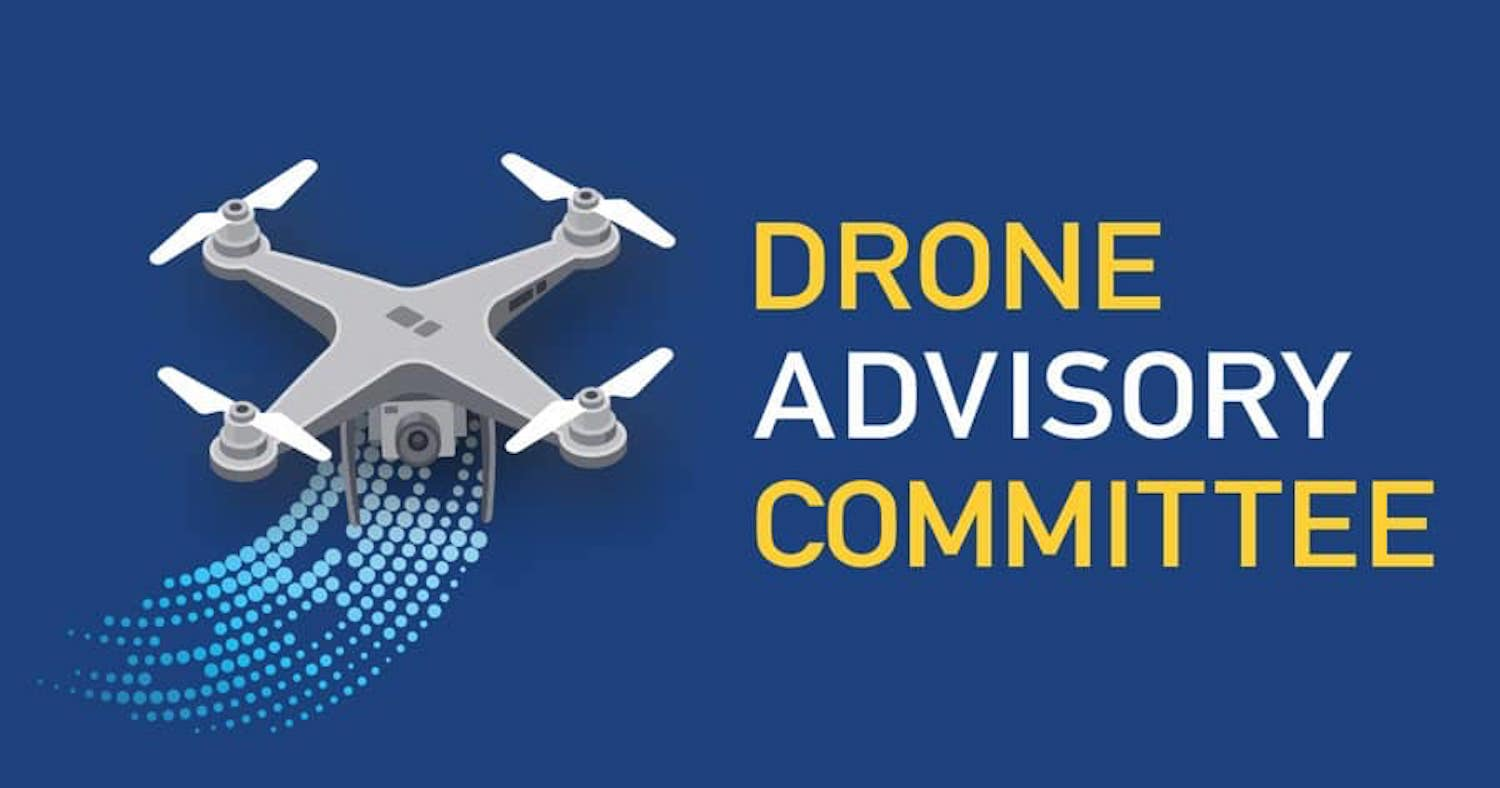 Next FAA Drone Advisory Committee (DAC) meeting ‪on Friday, June 19 from 12-3 PM ET‬.