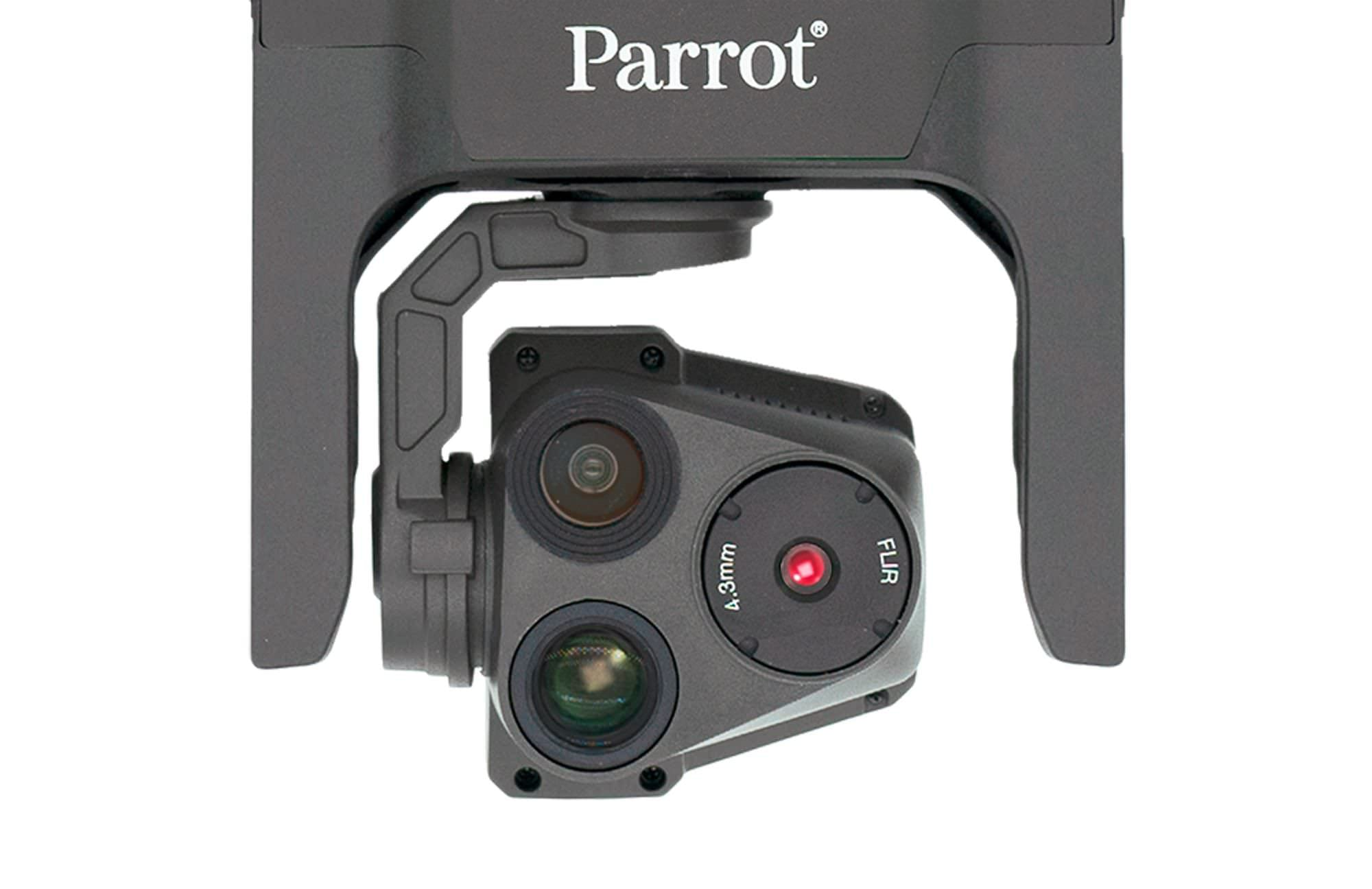 Parrot ANAFI USA a new drone for first responders and professionals