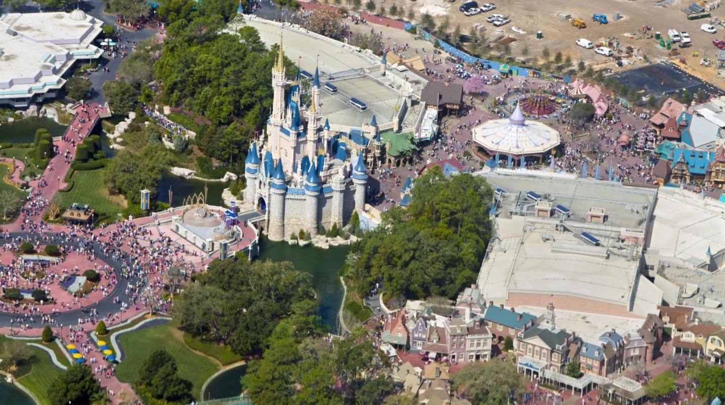 Trespassing warning after illegal drone flight over Disney World