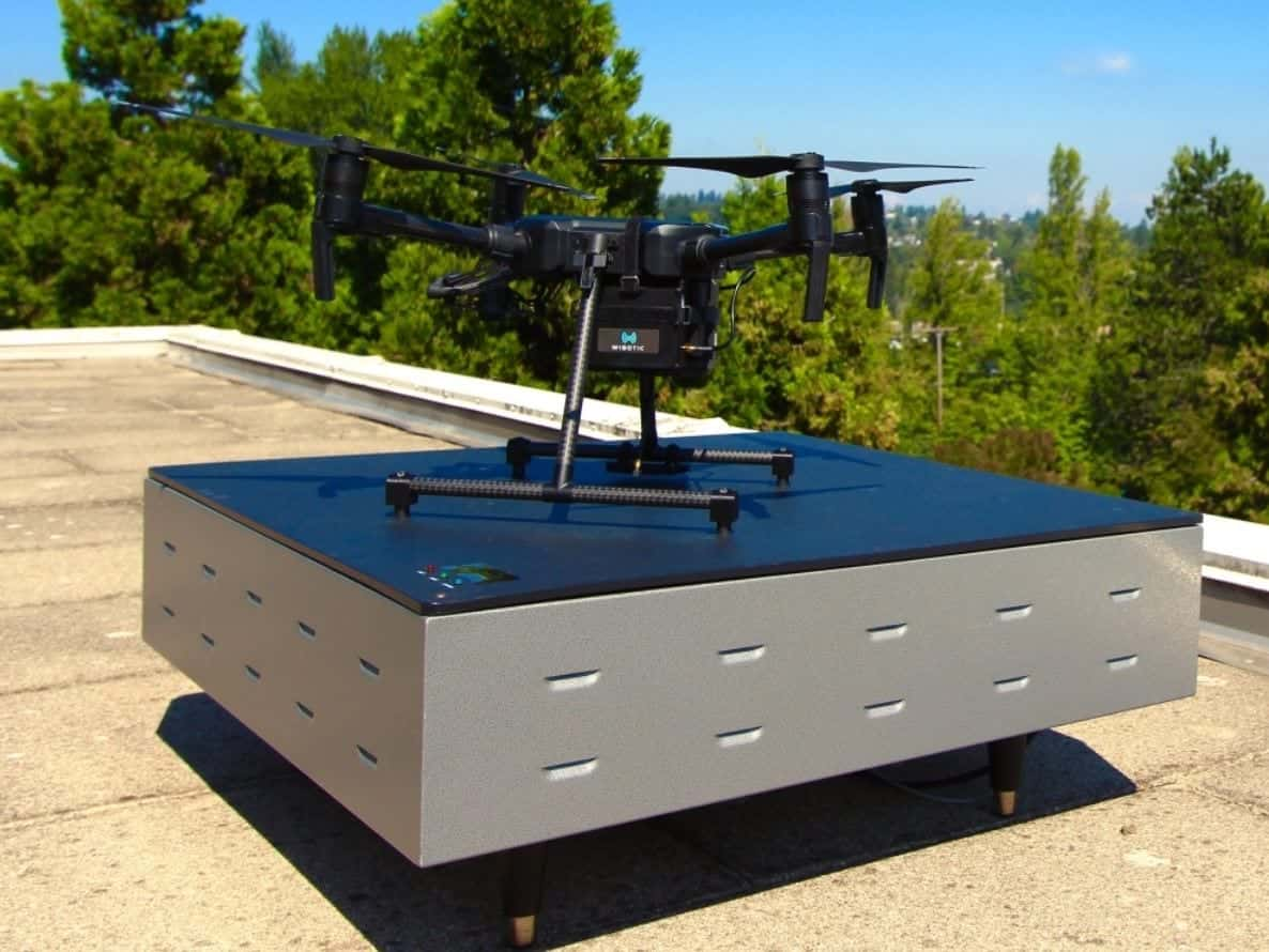 WiBotic raises $5.7M to expand wireless drone charging business