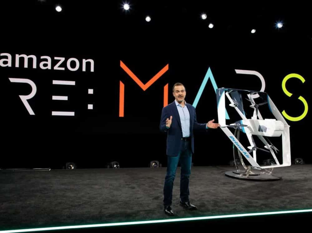Will Amazon Prime Air finally take off this summer?