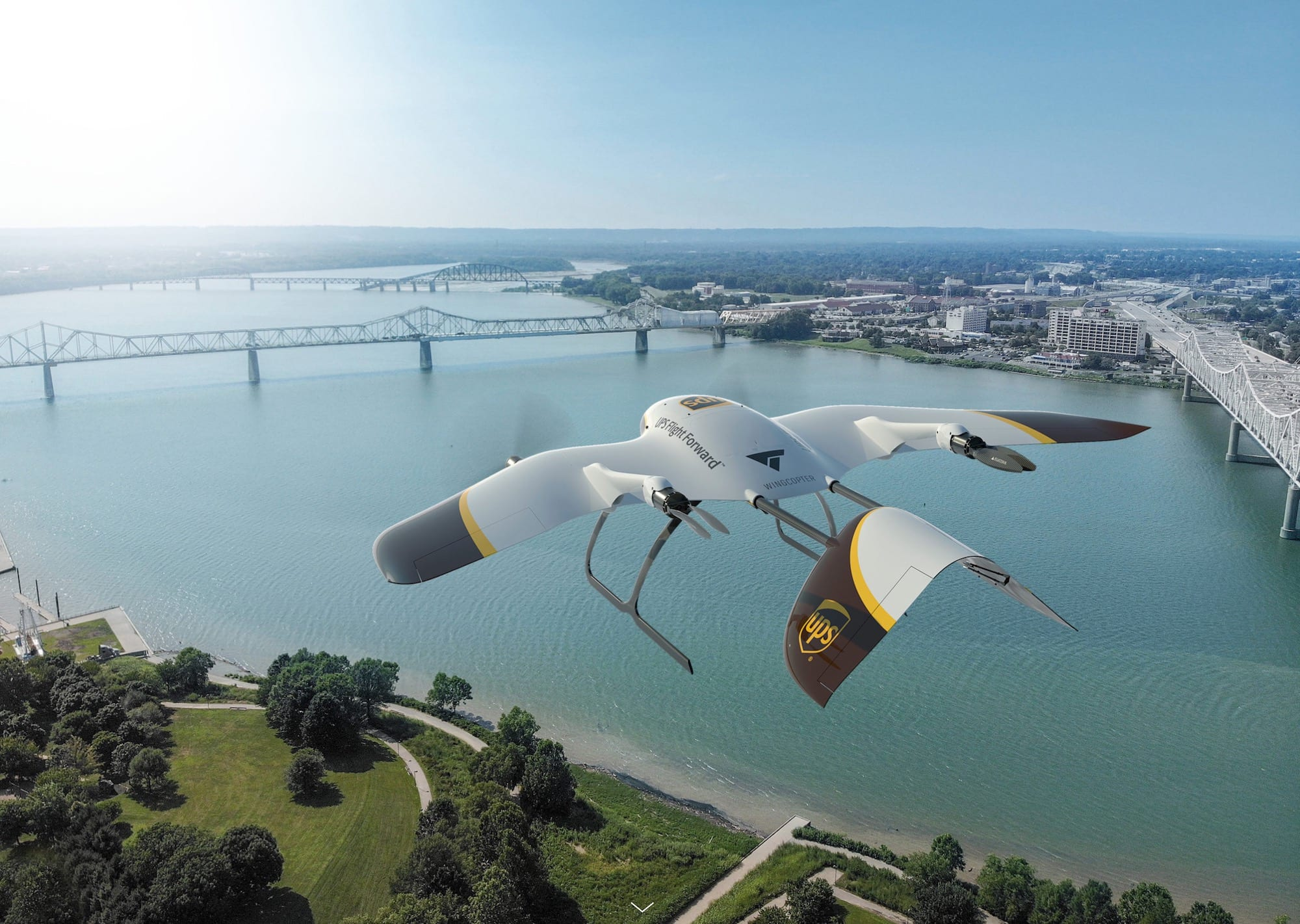 Wingcopter is a finalist in AUVSI XCELLENCE Awards 2020