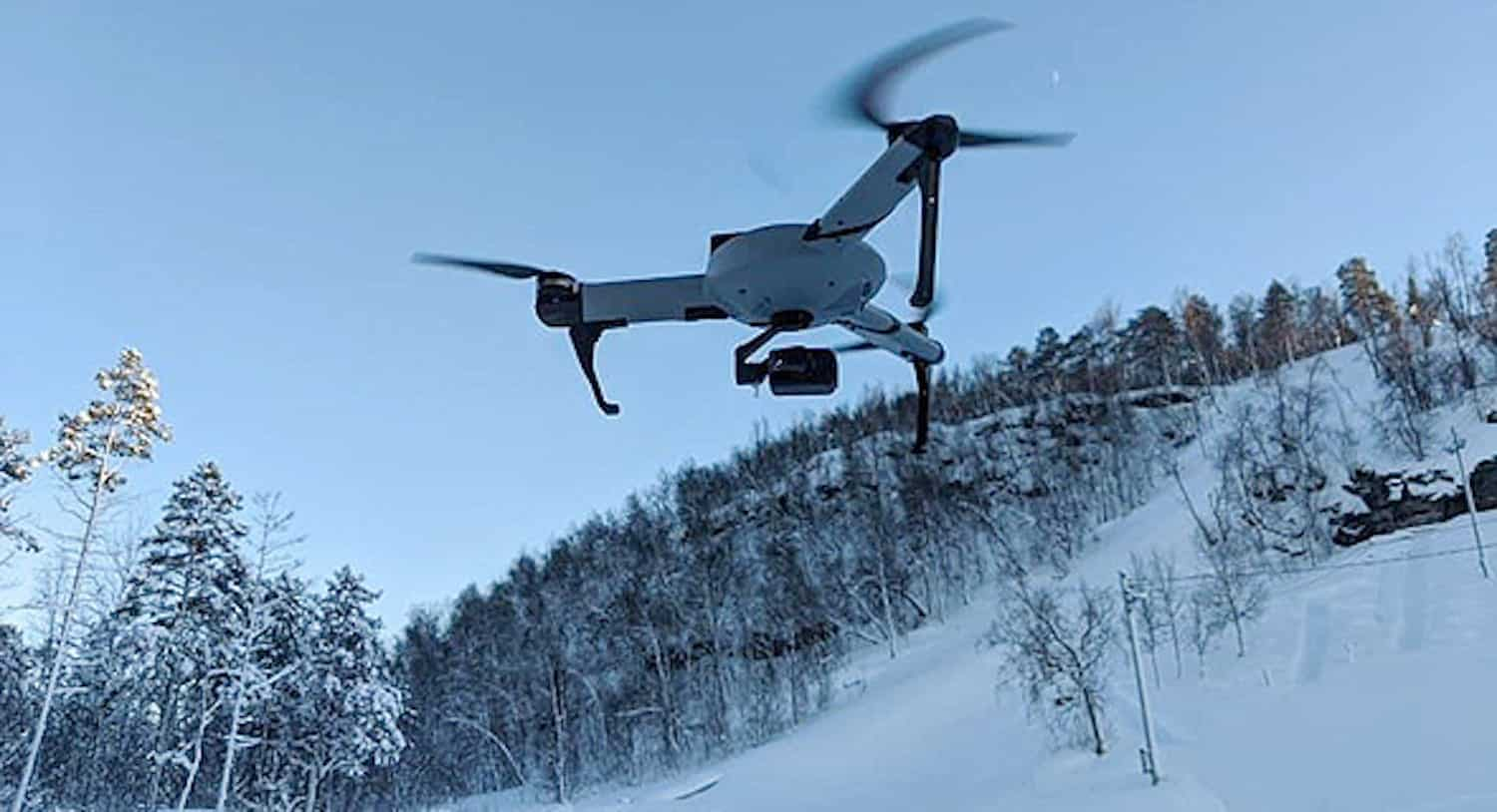 Atlas Dynamics' Atlas Pro drones will assist Norwegian rescue operations