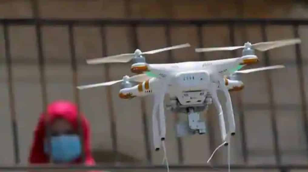 5G will supercharge drones with much lower latency