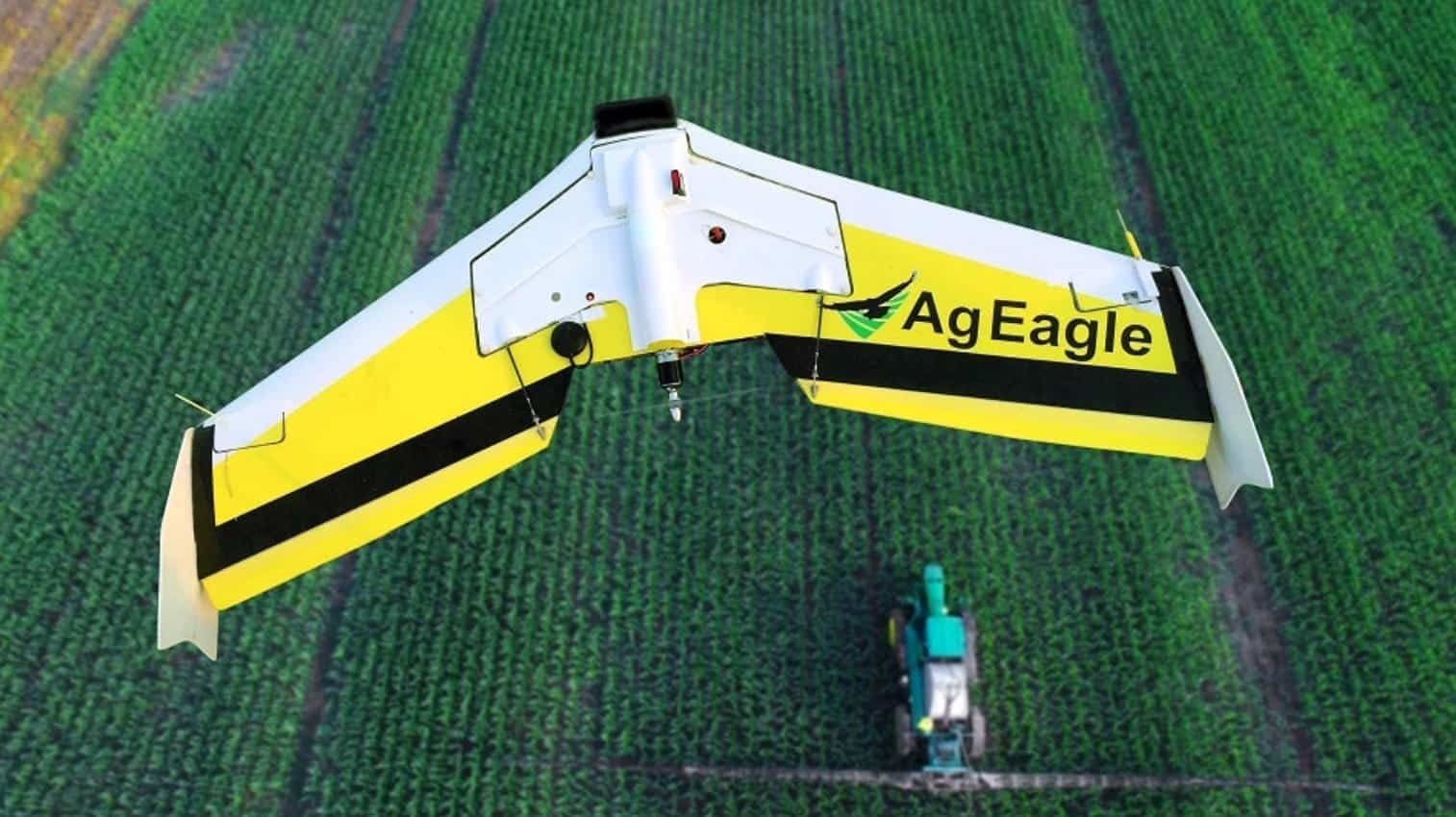 AgEagle Aerial Systems moves to Wichita, Kansas to expand manufacturing facilities