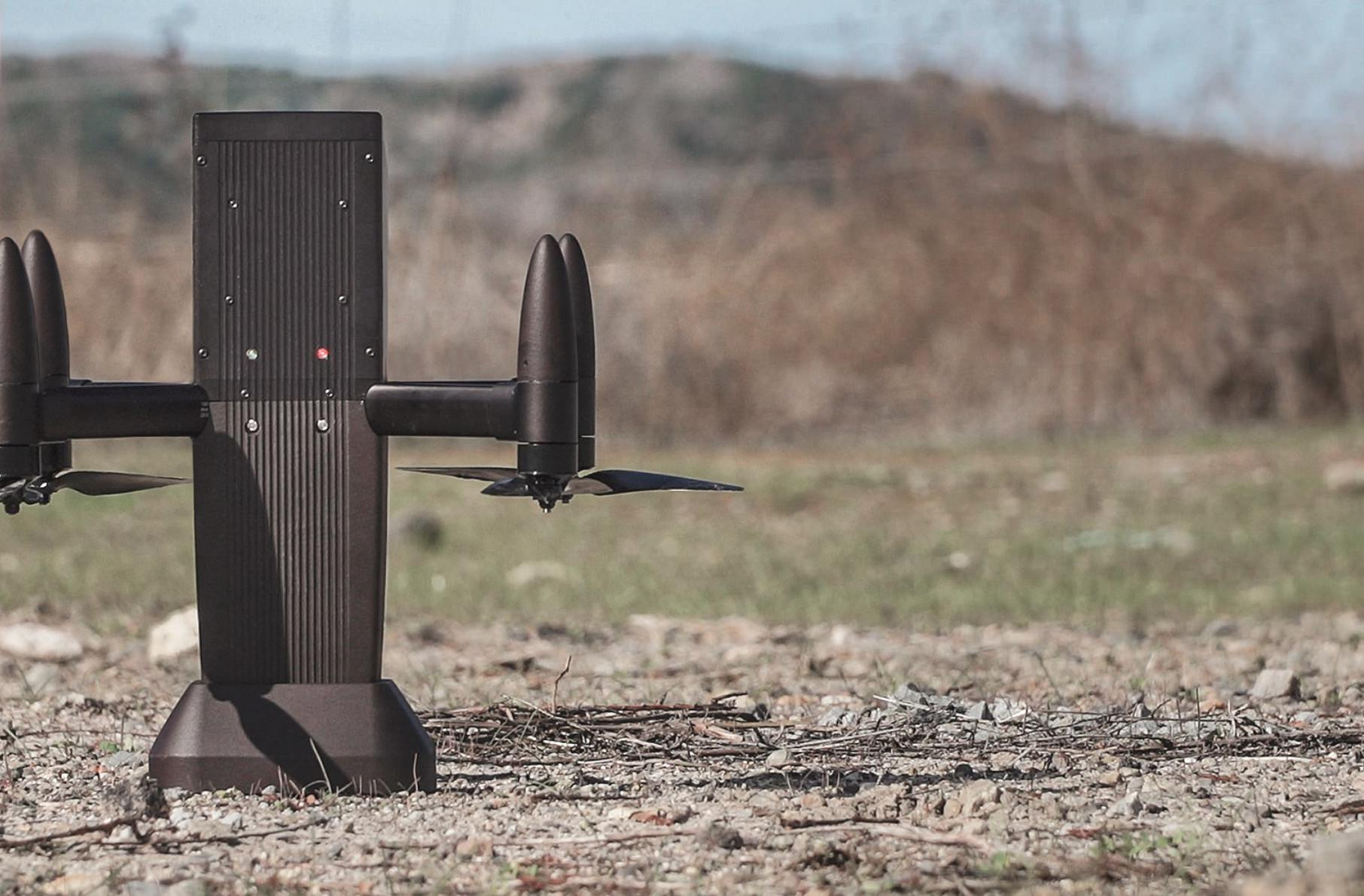 Counter-drone startup Anduril raises $200 million