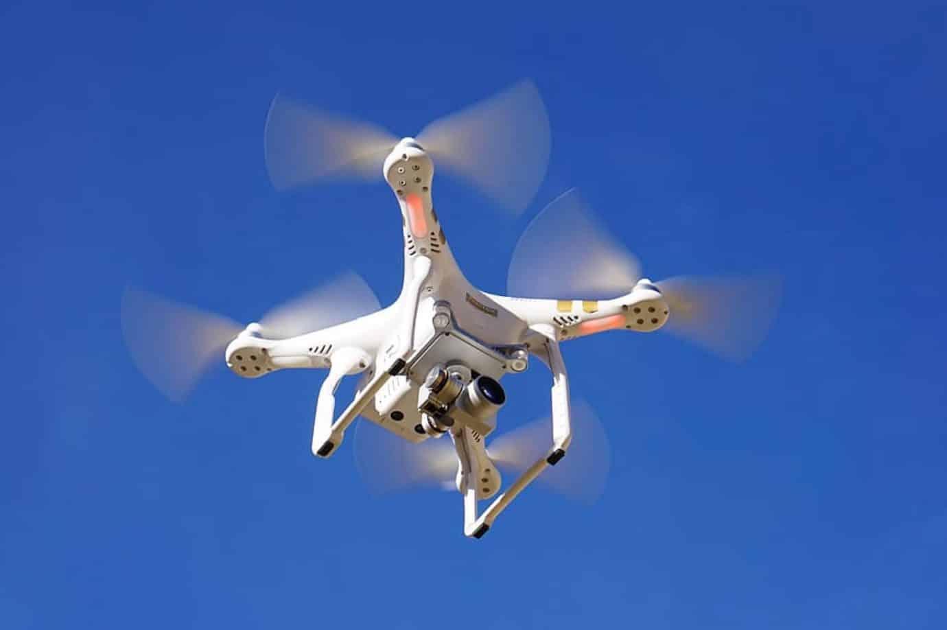 DJI Mavic 2 Pro and Phantom 4 Pro among the police drones used in Arizona