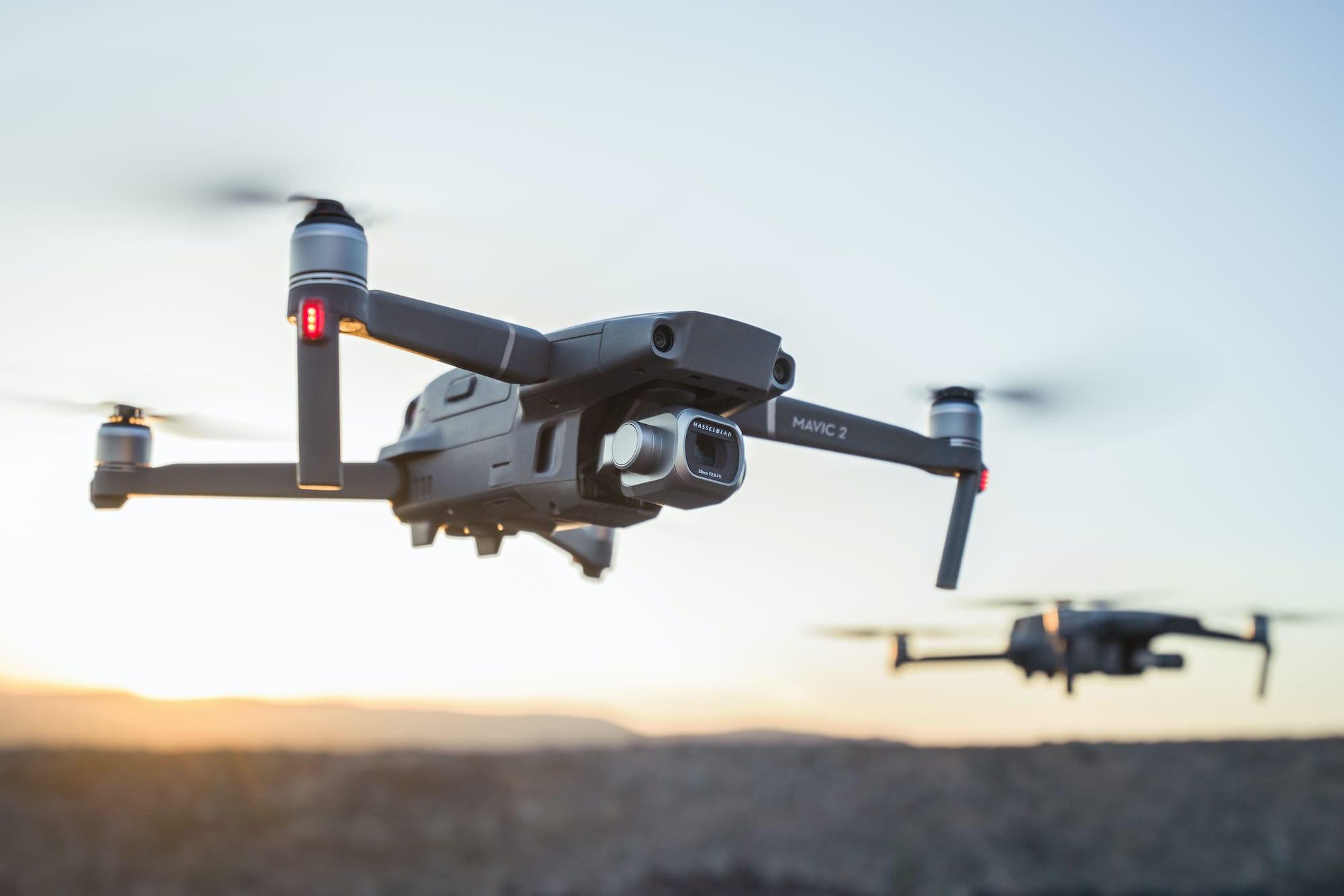New Jersey town aims to regulate airspace and restrict drones - DJI Mavic 2 firmware update increases range to 6 miles for both Pro and Zoom models