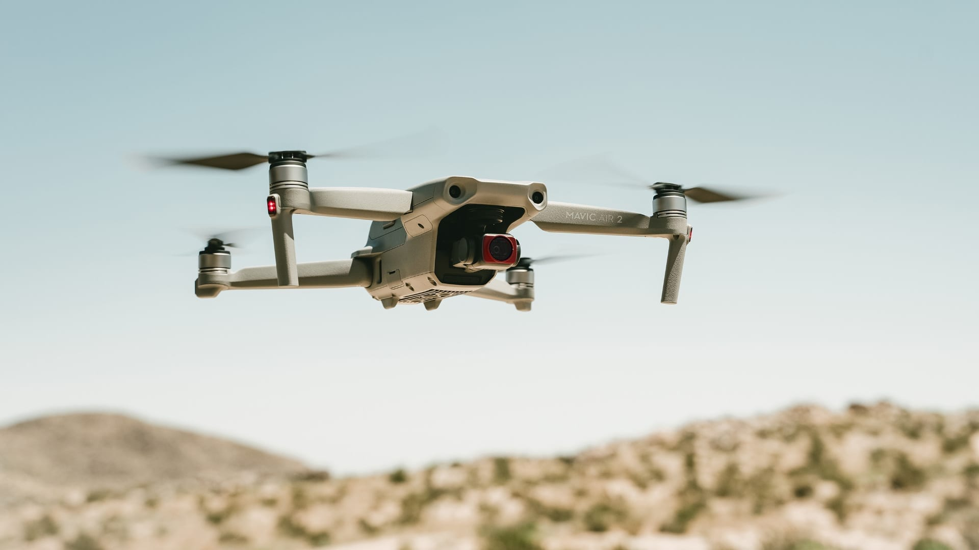 DJI drones are found to have security weakness, according to the NY Times