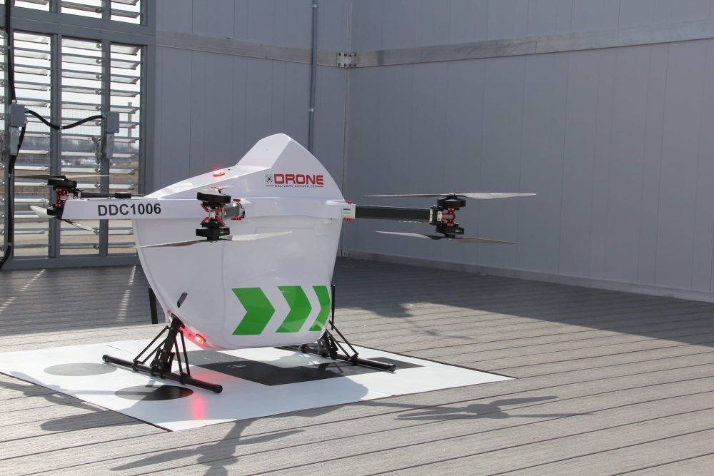 Drone Delivery Canada starts process for commercial entry into USA