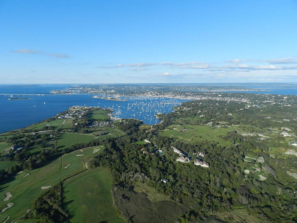 Drones could be used to monitor beaches in Newport, RI