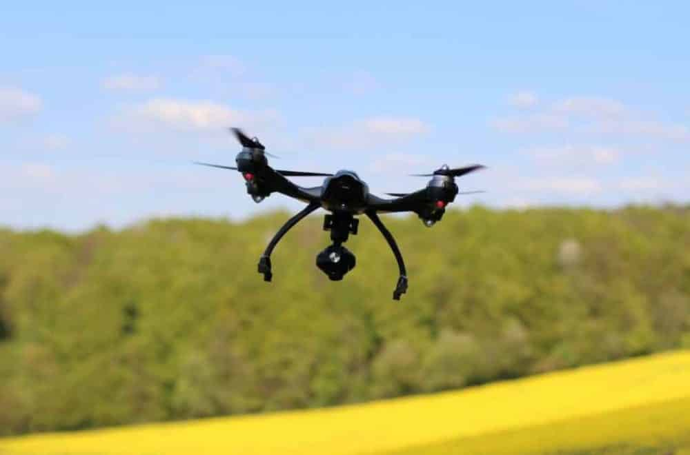 Drones have risen to the COVID-19 challenge