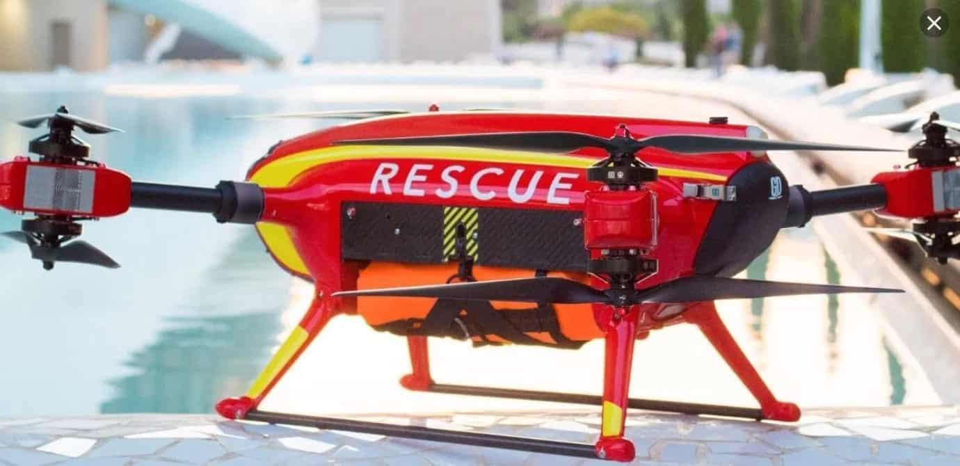 Drones save lives, says former Alabama emergency director