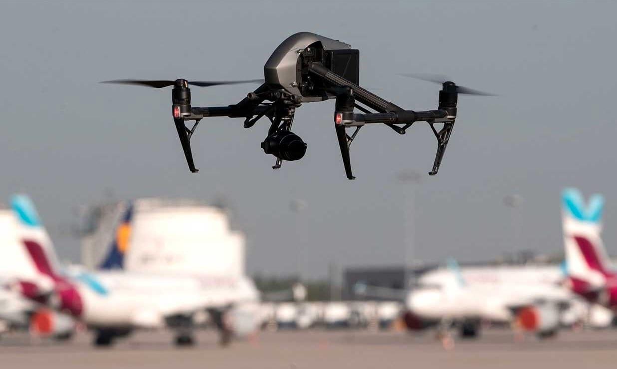 Forget DJI Aeroscope as AI may be able to pinpoint drone pilot's location