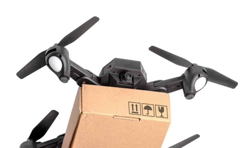 Global drone market is set to grow ten-fold in the next five years