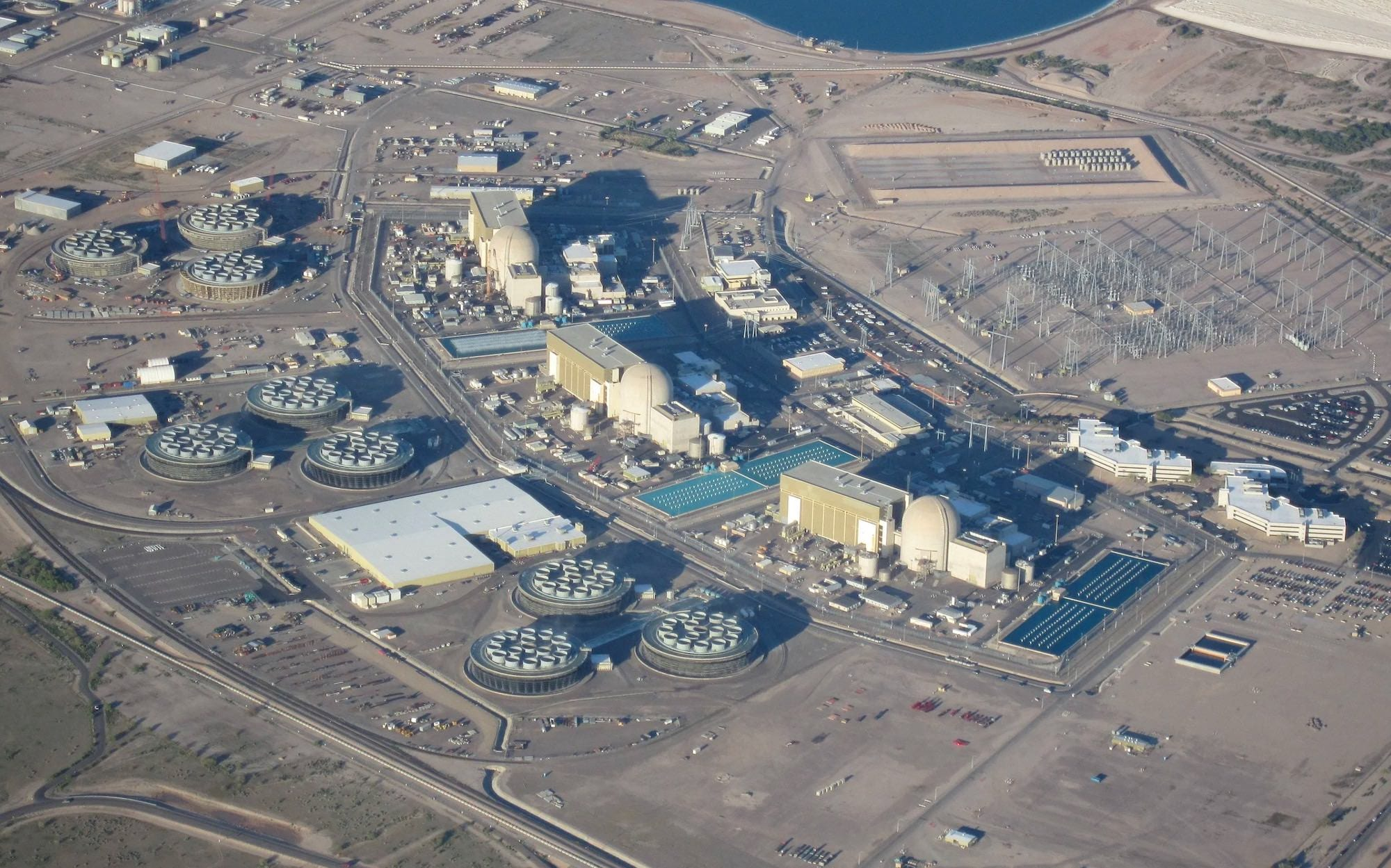Mysterious drone swarm flew over Palo Verde Nuclear Power Plant