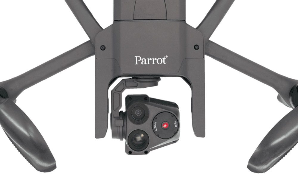 Parrot partners with WISeKey to define the future of drone security