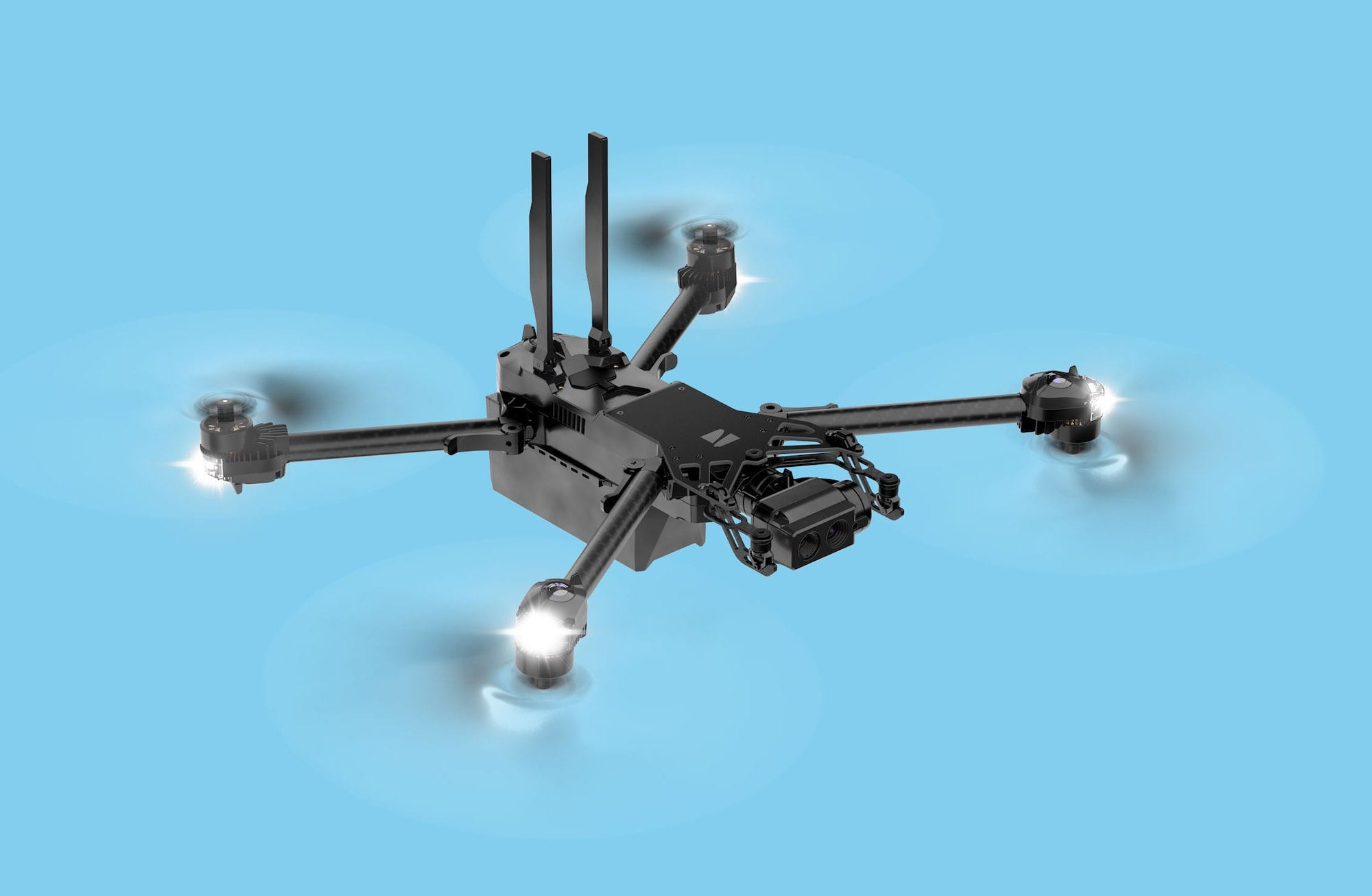 Skydio launches X2 commercial drone and raises $100 million