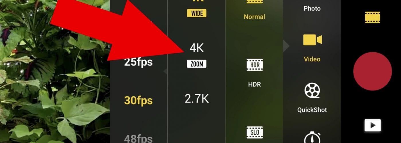 DJI Mavic 2 Air firmware update brings 4K Zoom Mode and more - v01.00.0340
