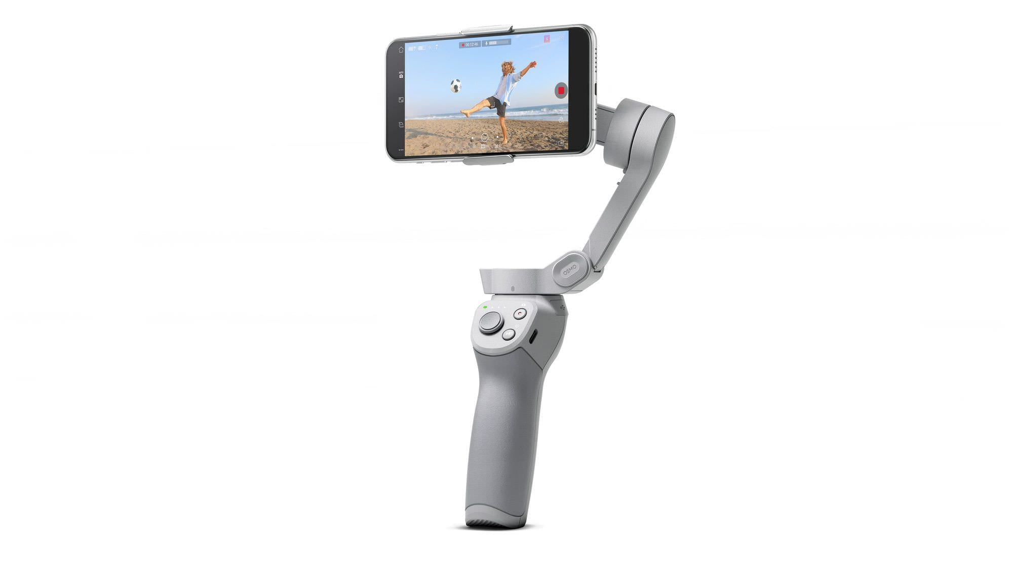 New DJI OM 4 smartphone stabilizer helps you capture those magnetic moments!